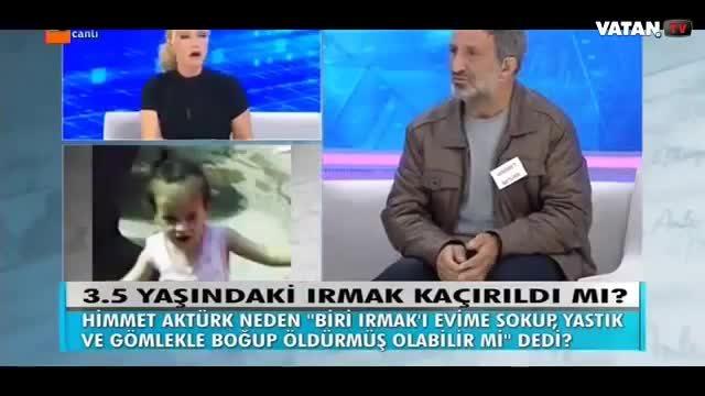 Canlı yayında cinayeti itiraf etti - Video İzle