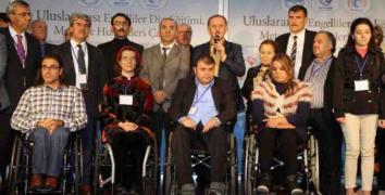 """""""I. Uluslararası Engellilik ve Din Sempozyumu, Bağcılar'da düzenlenecek"""""""