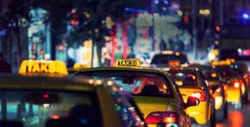 Kısa mesafeden yolcu almayan taksiciye ceza