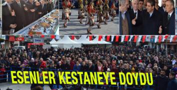 KESTANE KEBAP, YEMESİ SEVAP...