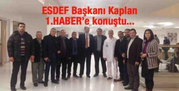 ESDEF, hizmet çıtasını yükseltti...