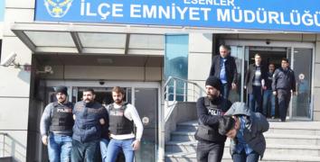 Esenler Polisinden PKK yandaşlarına büyük darbe