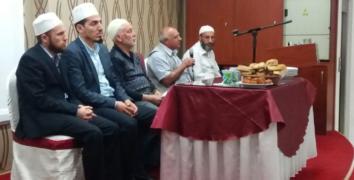 Kazada ölenler için Kuran-ı Kerim okutuldu