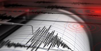 Ege'de 6,2 büyüklüğünde deprem!