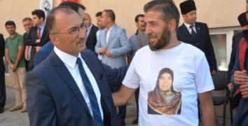 15 Temmuz Şehidi Türkmen Tekin'in adı Ardahan'da bir caddeye verildi
