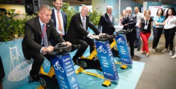 Küçükçekmece Belediyesi Mobil Şarj ile Dünya Petrol Kongresi'nde