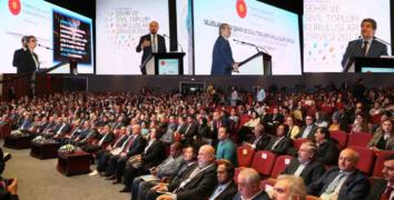 Uluslararası Şehir ve STK Zirvesi, Esenler'de başladı