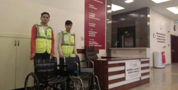 Engelli vatandaşlarımıza denetimli destek