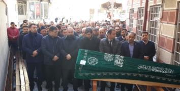 Şahan Taştan'ın cenazesi siyasileri buluşturdu…