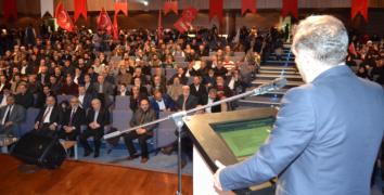 Saadet Partisi'inde Yalçınkaya yeniden başkan...