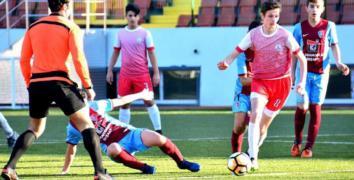 İlk şampiyon: Esenler Yavuz Selim U-16