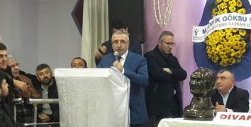 Hasan Ayar 4 yıl daha başkan...