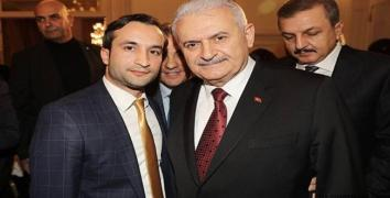 Esenler'in gururu Taner Akkuş'a Başbakan tarafından takdir