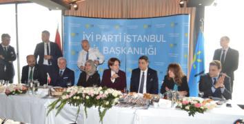 Akşener, Yerel Basın Demokrasinin sigortasıdır