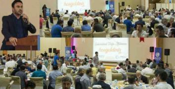 AGD'den geleneksel vefa iftarı