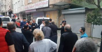 Esenler'de sokak ortasında cinayet: 1 ölü