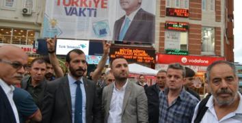Esenler'de MHP ile CHP arasında gerginlik!..