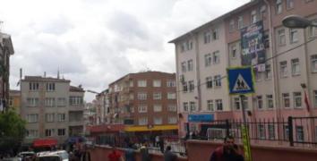 Esenler Ressam Şevket Dağ ilkokulu'nda el bombası alarmı
