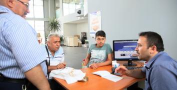 Esenler'de 'İmar Barışı' için rekor başvuru
