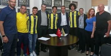 Esenler'den Fenerbahçe'ye yıldız adayı