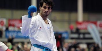 Tokyo'da Milli Karateci Burak Uygur altın madalya kazandı