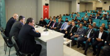 Göksu, Huzur Toplantısı'nda, gazetecileri suçladı