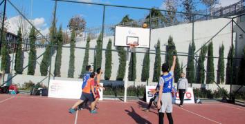 Sokak Basketbolu'nda Final Four heyecanı