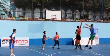 Sokak Basketbolu'nda final heyecanı