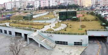 Esenler Menderes Mahallesi'ne katlı otopark