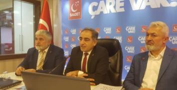 Saadet Partisi Belediye Başkan Adayı Tuğrul Yalçınkaya