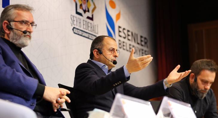 Esenler'de Gazeteciliğin geleceği tartışıldı