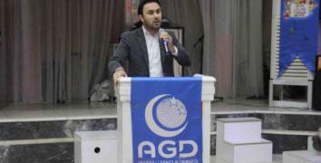 Mekke'nin Fethi Esenler'de AGD tarafından kutlandı