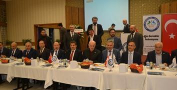 RİDEF Danışma Kurulu Toplantısı Esenler'de yapıldı
