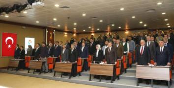 Esenler Belediye Meclisi ilk toplantısını yaptı