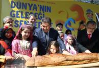Esenler'den Dünya Liderlerine Barış Ekmeği