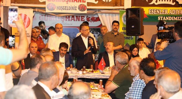 """Oktay """"Türkiye'ye kahpelik edenler er veya geç hesap verecek"""""""