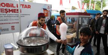 Esenler'de Ramazan Ayı heyecanı tanıtıldı
