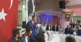 Esenler Trakya Balkan Rumeli Türkleri iftarda bir araya geldi