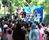 5 bin 500 çocuk Esenler'deki piknikte doyasıya eğlendi