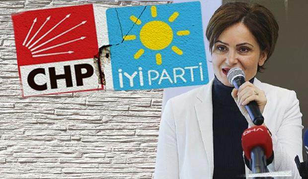 Canan Kaftancıoğlu'nun 'PKK' sözlerine İYİ Partili Ümit Özdağ'dan tepki