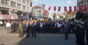 Esenler'de 30 Ağustos Zafer Bayramı törenle kutlandı