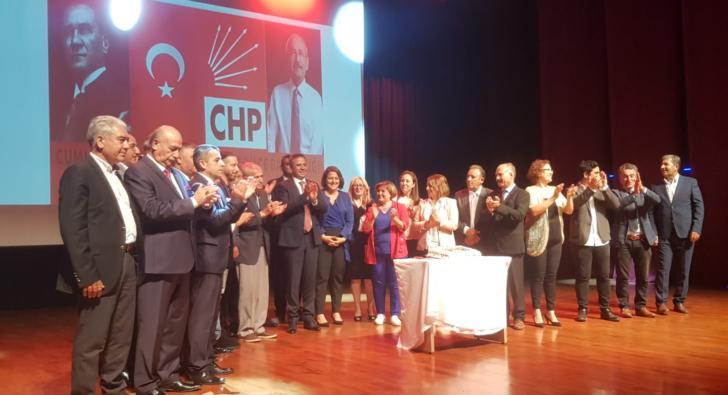 Esenler CHP 96'ncı yaş gününü kutladı
