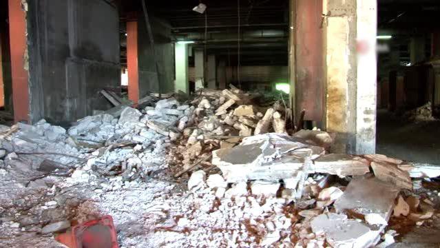 Esenler Otogar'ında yıkım işlemleri başladı