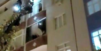 Esenler'de elektrik panosu patladı, 15 kişi dumandan etkilendi