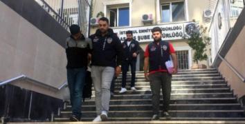 Fatih'te hırsızlık yaptılar, Esenler Otogarında yakalandılar