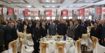 MHP Esenler'den 'İstanbul Yarınlar İçin Bir Arada' istişare toplantıları