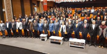 CHP Esenler Bülent Ütebay ile devam dedi