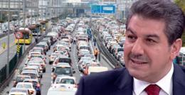 Esenler Belediye Başkanı Tevfik Göksu: İstanbul'da trafik 6 ayda bu hale geldi