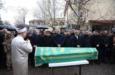 Başkan Göksu'nun annesi Fatma Göksu son yolculuğuna uğurlandı