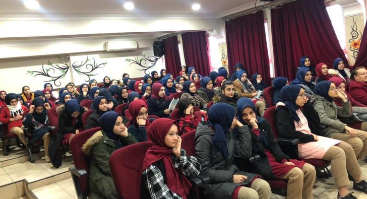73. Verem Eğitimi ve Propaganda Haftası etkinlikleri